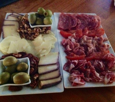 Cheese and Meat Plates